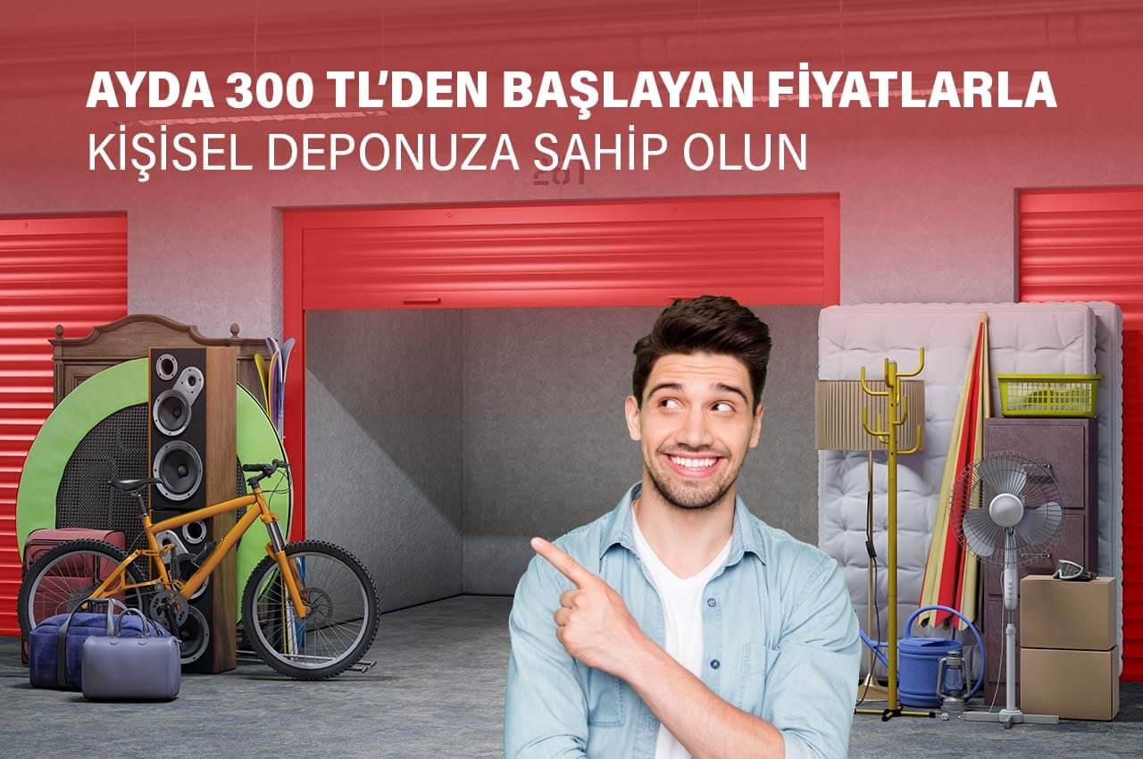 Self Storage – Eşya Depolama Hizmeti